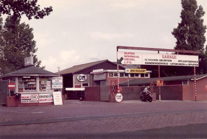 Garage van der Velden Peizerweg